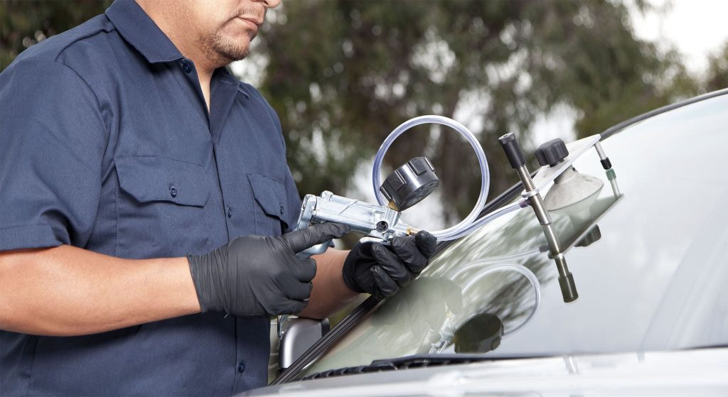 Windshield-inspection